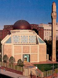 ISLAMIC CULTURAL CENTER, NEW YORK CITY, 1991